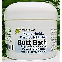 Urban ReLeaf Butt Bath ! Hemorrhoids, Fissures & Stitches. Stops itching & Burning...