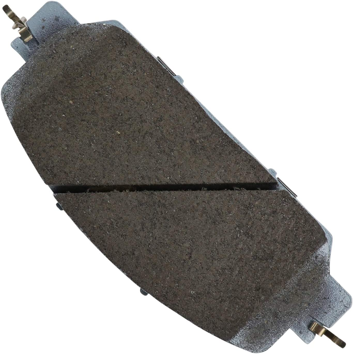 1 Pack BECKARNLEY 085-2076 Premium Assembly Brake Pad