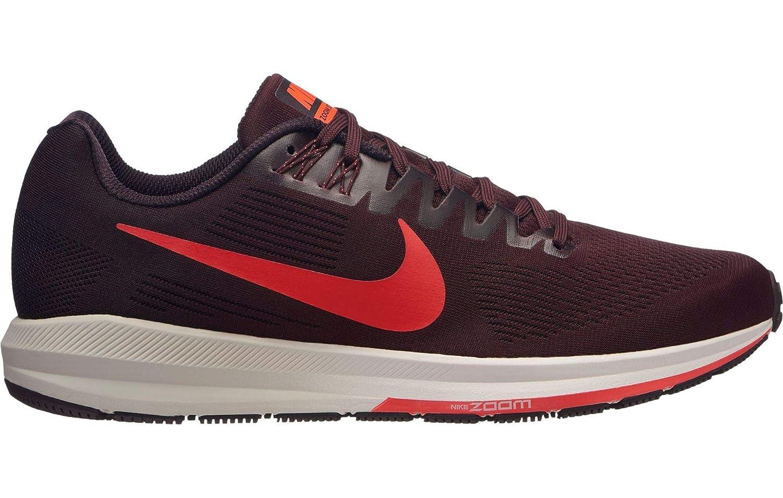 Mehrfarbig (Burgundy Ash Bright Crimson 600) Nike Nike Nike Herren Air Zoom Structure 21 Laufschuhe  Freizeit