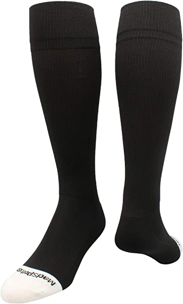 multiple colors Crazy Volleyball Logo Over the Calf Socks