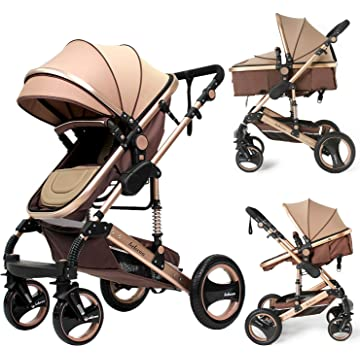 reliable Belecoo Pushchair