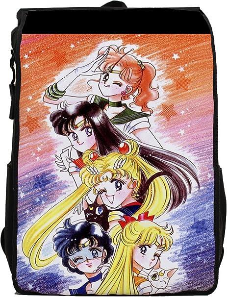846a5257e5ac Amazon.com: YOYOSHome Anime Sailor Moon Cosplay Bookbag College Bag ...
