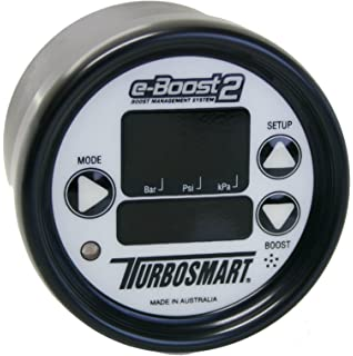 Turbosmart TS-0301-1005 e-Boost2 White/Black 66 mm Traditional Boost