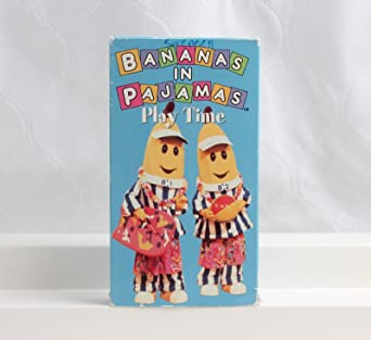 Bananas In Pajamas: Play Time