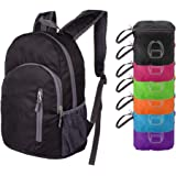 Ultra Lightweight Packable Backpack Water Resistant Hiking Daypack Foldable