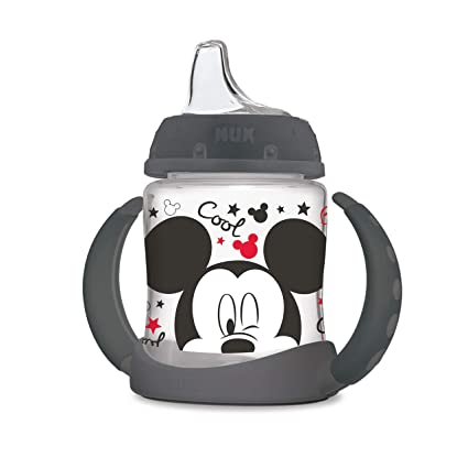 Mickey Mouse 5oz 1pk 1 Pack 5 oz. NUK Disney Learner Sippy Cup