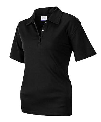 f1d862604268 Reebok Womens Short Sleeve Polo at Amazon Women s Clothing store