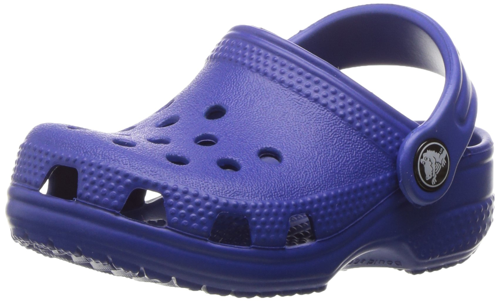 crocs Littles Clog, Cerulean Blue, 2/3 M US Infant