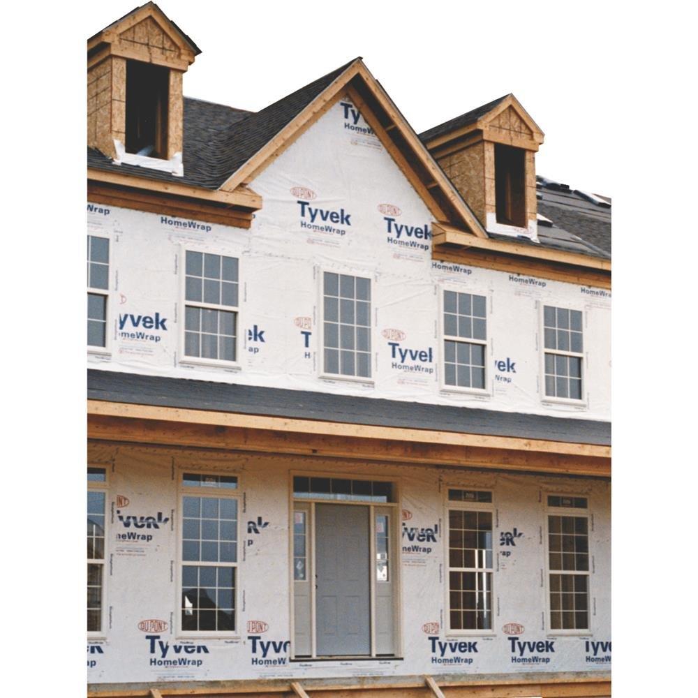 DuPont Tyvek HomeWrap - 3' x 100' N/A