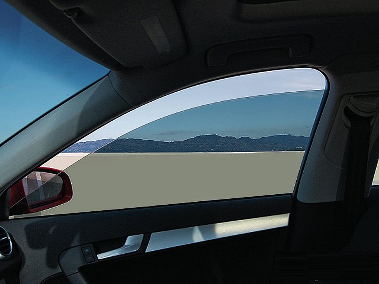 20 x 60 Inch Mkbrother 2PLY 1.8 mil Premium 20/% VLT 20 in x 5 Ft Feet Uncut Roll Window Tint Film