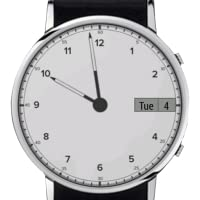 Wear Watchface Q6