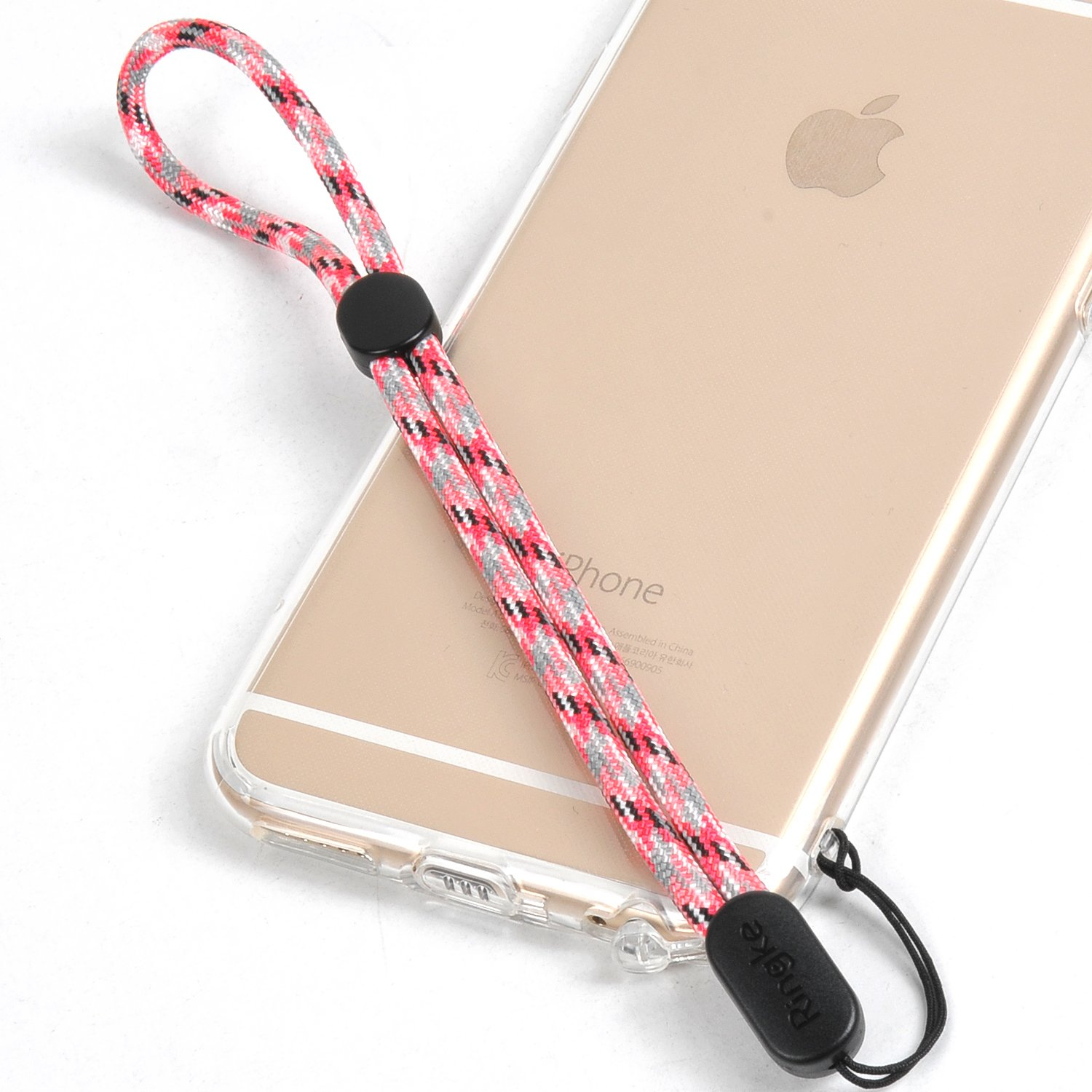 Varsity Red Pixel 3 XL 8 Plus LG G7 ThinQ Ringke Lanyard Wrist Strap 2PACK Huawei USB Compatible with Cases for iPhone Xs Max 8 Xperia Galaxy Note 9 S9 Plus etc V40 ThinQ X Oneplus