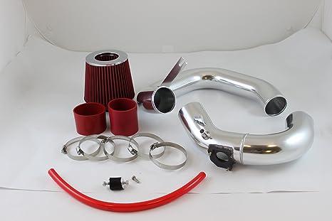 Black Red Cold Air Intake kit For 2004-2009 Mazda 3 Mazda3 2.0 2.3L L4