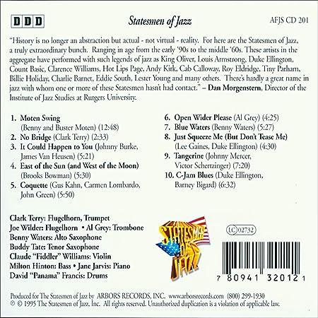 Amazon.com: Statesman of Jazz: Music