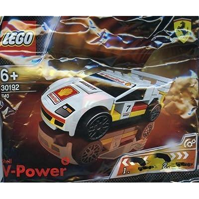 LEGO Ferrari Shell Promo 30192 Ferrari F40 Ferrari Lego (japan import): Toys & Games