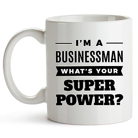 Amazon Businessman Mug Gift