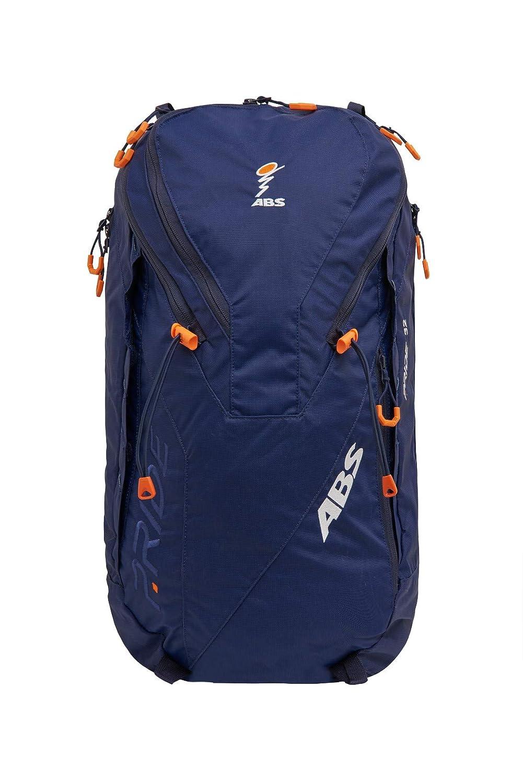 ABS Unisex– Erwachsene Lawinenrucksack Zip-On 32, Packsack für P.Ride Original und Vario Base Unit, Fach für Sicherheitsausrüstung, 32L Volumen, Ski-und Snowboardhalterung, Helmnetz