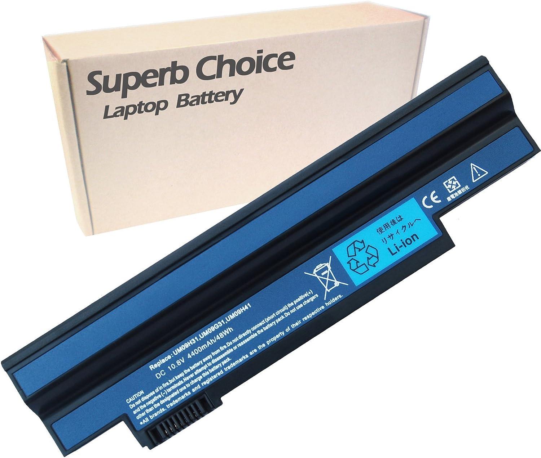 Superb Choice 6-Cell Battery Compatible with Gateway LT2118u LT2119u LT2120u LT2122u LT2123u NAV50