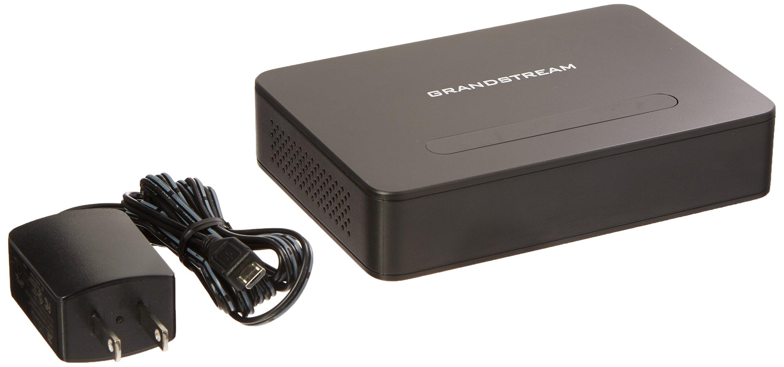 Grandstream DP750 DECT VoIP Base Station (Black)