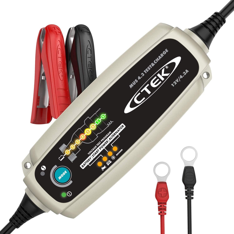 CTEK 12伏全自动充电器和测试仪