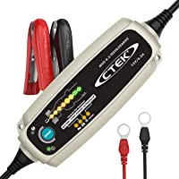$94 » CTEK 56-959 Silver MUS 4.3 TEST & CHARGE 12 Volt Fully Automatic Charger and Tester