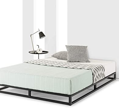 Amazon Com Best Price Mattress Twin Bed Frame Low Profile 6