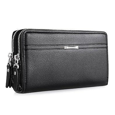 67434511b50b DWE Mens Leather Wallet Purse