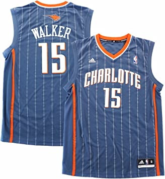 Amazon.com: Kemba Walker Charlotte Bobcats NBA adidas Men s ...