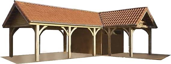 Construir su propio Carport (DIY) Fun Planes para construir. Ahorre dinero.: Amazon.es: Juguetes y juegos