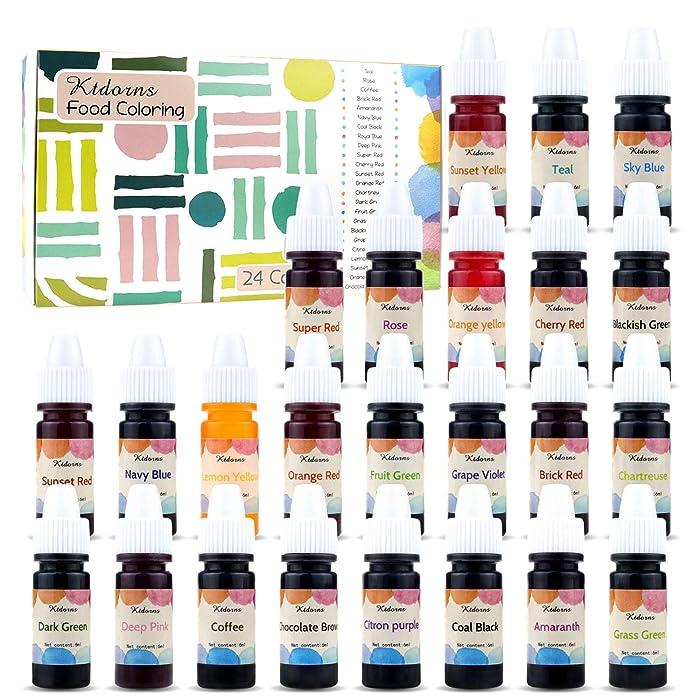 Top 10 Kosher Food Coloring Liquid