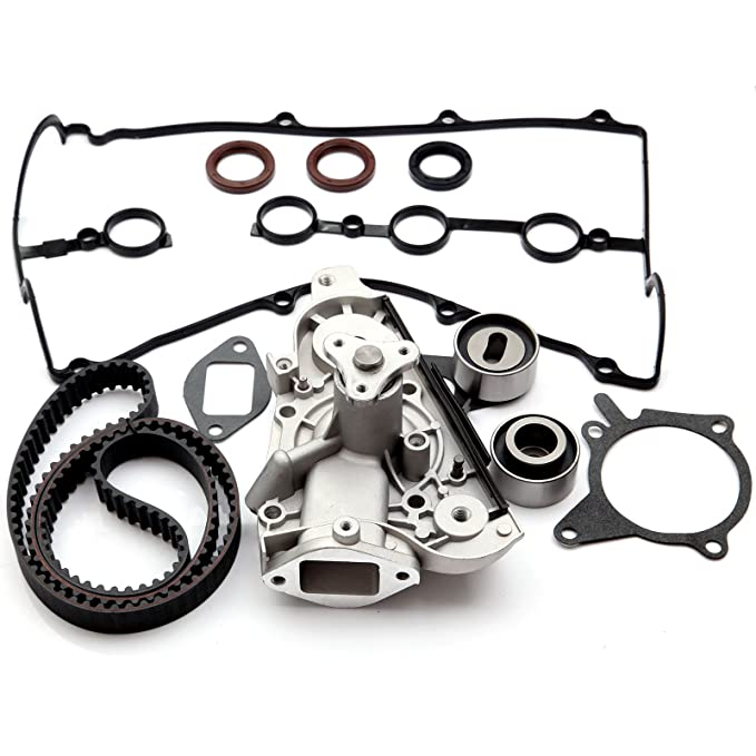 Amazon Com Timing Belt Kit Water Pump Valve Cover Gasket Eccpp For