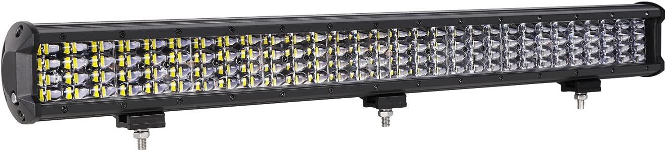 Led Light Bar Auto Power Plus 30 Inch 360w Osram Led Quad Row Light Bar Spot Flood Combo Beam