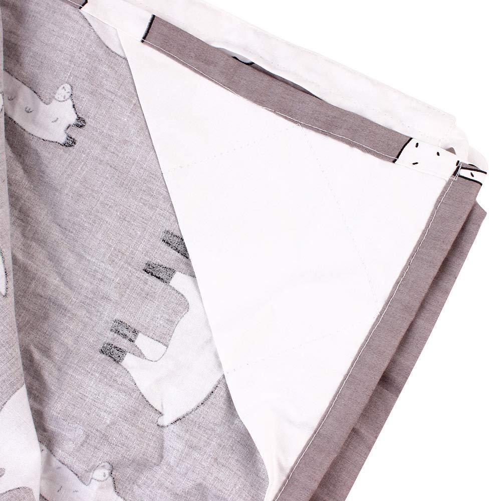 70cm 100/% Coton 100 Amorar Couverture dallaitement Echarpe dallaitement Nursing Cover Tablier dallaitement bandouli/ère r/églable