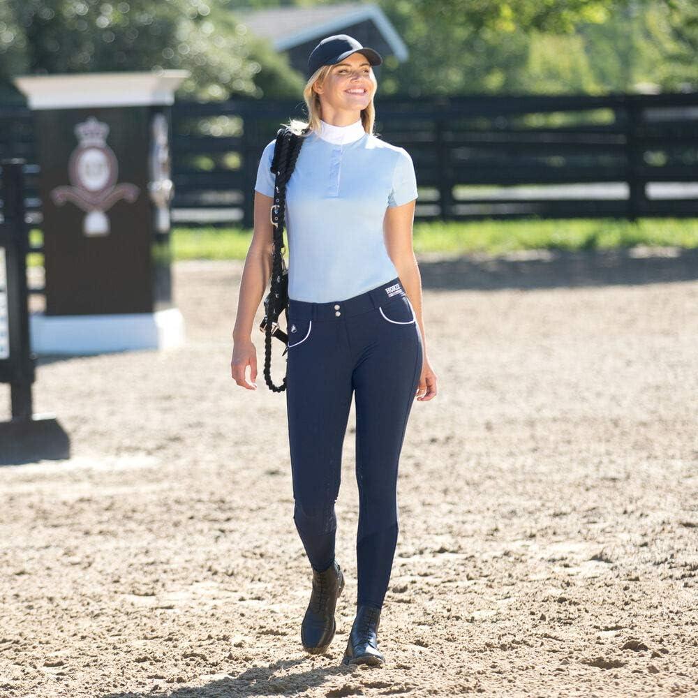 HORZE Pantalon d/équitation Nordic Performance /à Grip Silicone Femme