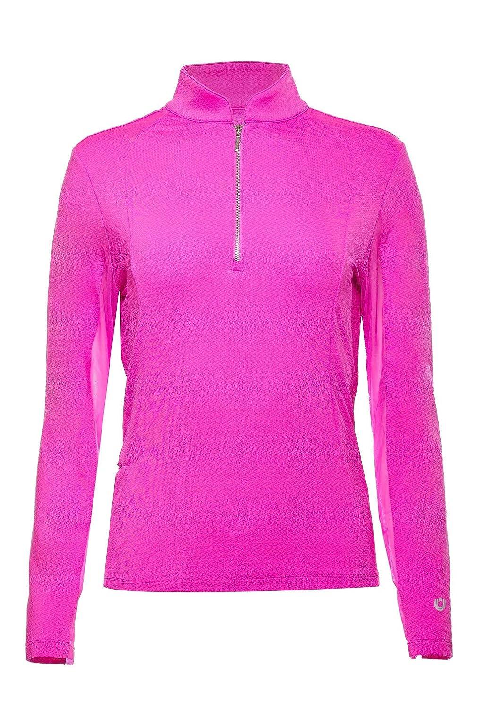 IBK/ÜL Golf Ladies Long Sleeve Collagen Mock