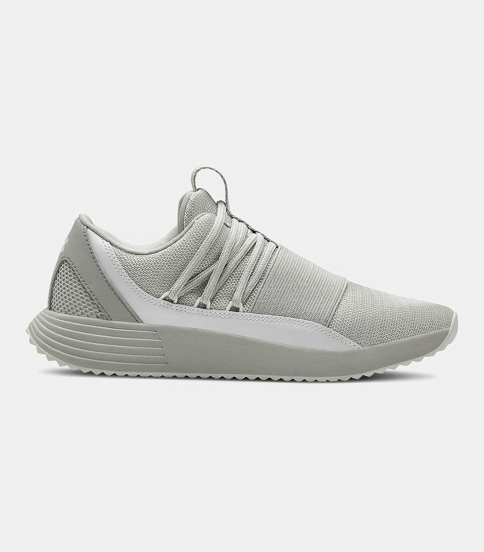 [(アンダーアーマー) Under Armour] [レディース ランニングシューズ UA Breathe Lace x NM Women's Sportstyle Shoes] (並行輸入品) B07N74K9D9 Gray Flux / Gray Flux - 101 23.5 cm 23.5 cm|Gray Flux / Gray Flux - 101