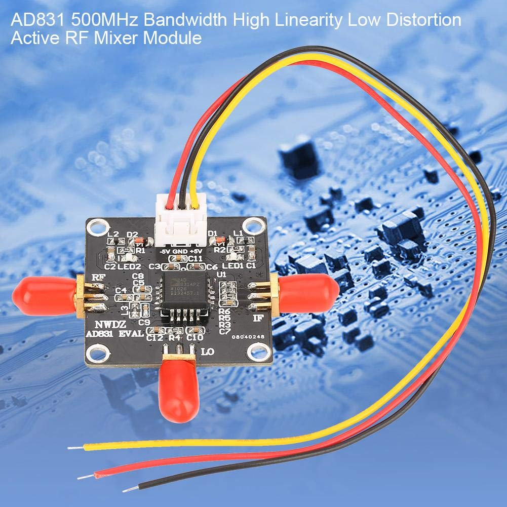 Zjchao Active Mixer Module Ad831 Low Distortion Audio Range Oscillator Wide Dynamic Of Monolithic The Rf Lo Operating Frequency For