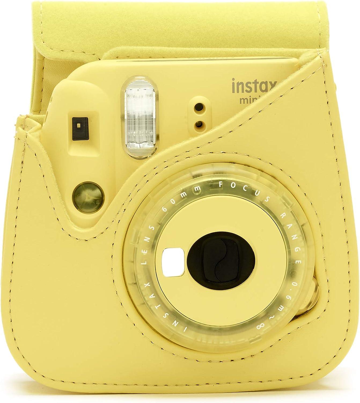 Fujifilm Instax Mini 9 Tasche Gelb Kamera