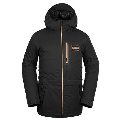 Volcom Mens Analyzer 2 Layer Shell Snow Jacket