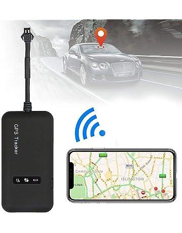 Likorlove Perseguidor de GPS del Vehículo, Dispositivo de Seguimiento Mini gsm GPRS SMS Locator Global