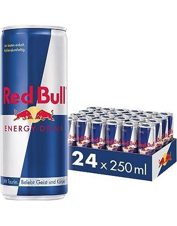 Red Bull Bebida Energética - Paquete de 24 x 250 ml - Total: 6000 ml