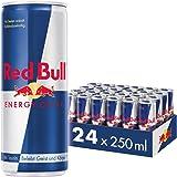 Red Bull Energy Drink 24 x 250 ml Dosen Getränke 24er Palette