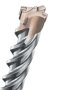 DEWALT DW5812 3/4-Inch by 16-Inch by 21-1/2-Inch 4-Cutter SDS Max Rotary Hammer Bit