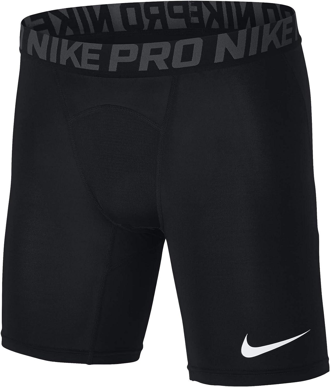 Nike PRO Compression Short Boxer, Nero (Black 838061 010