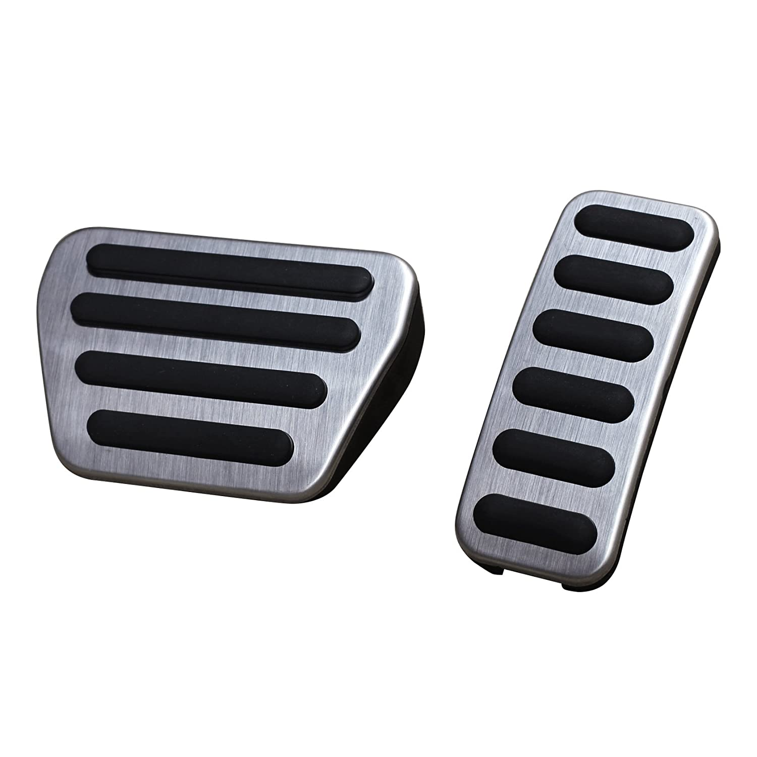 AutoBig Gas Pedal Cover for Range Rover Sport 2014+ Land Rover Discovery 5 Brake pad Accessories