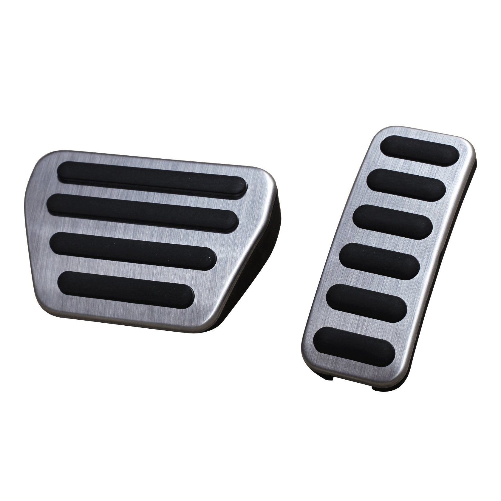 AutoBig Sport Pedal Cover For Range Rover Sport Discovery 5 Land Rover Gas Brake