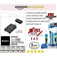 Sony XQD Card Reader USB 3.1 Adapter