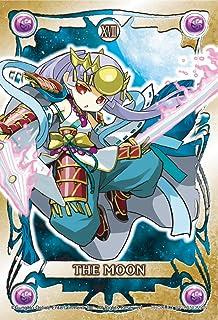 PUZZLE & DRAGONS Petit puzzle pezzo 99 Light & Dragons Tarot Mese (Luna) 99-322 (japan import)
