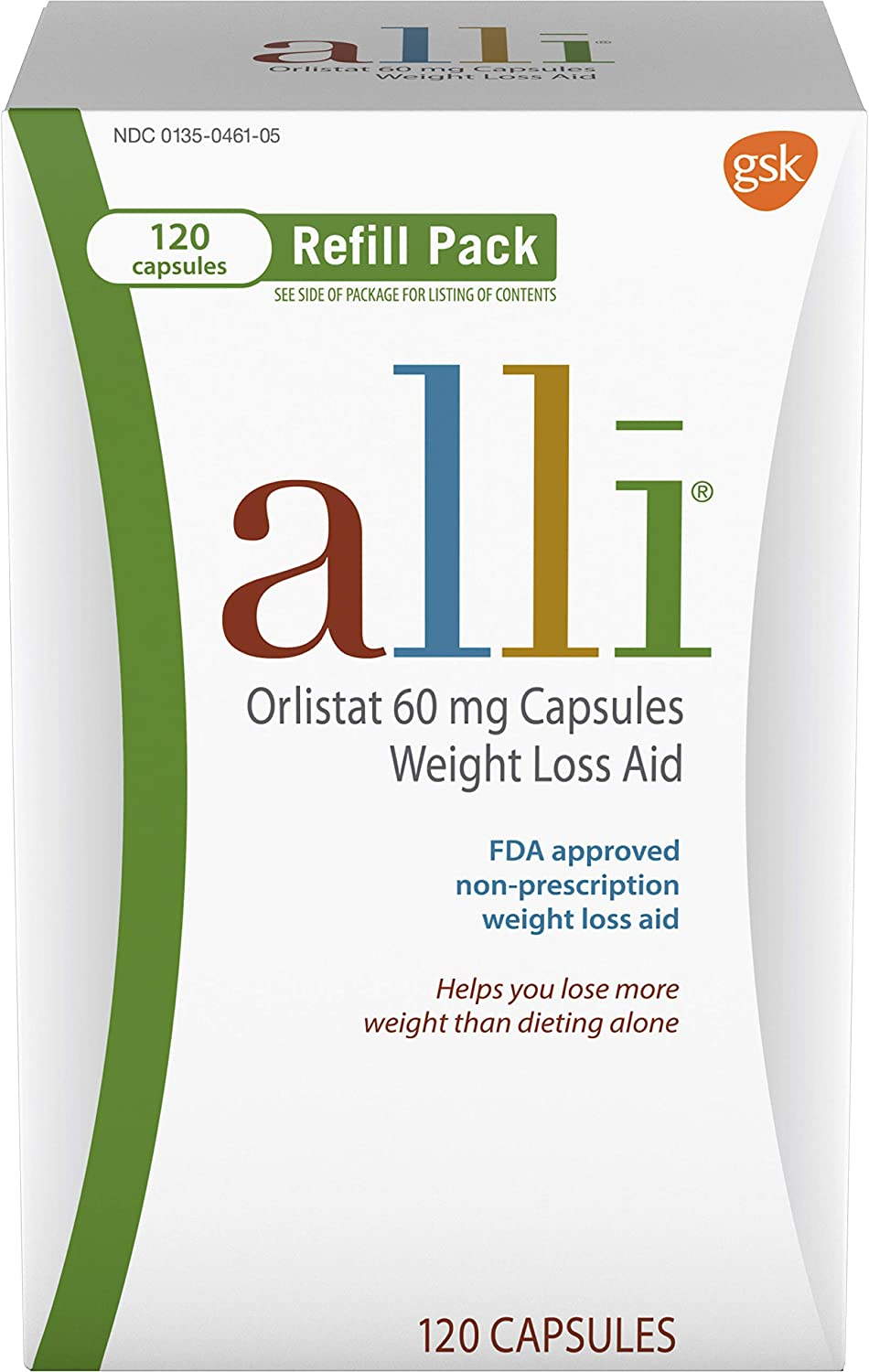 Refill Pack 120 Count