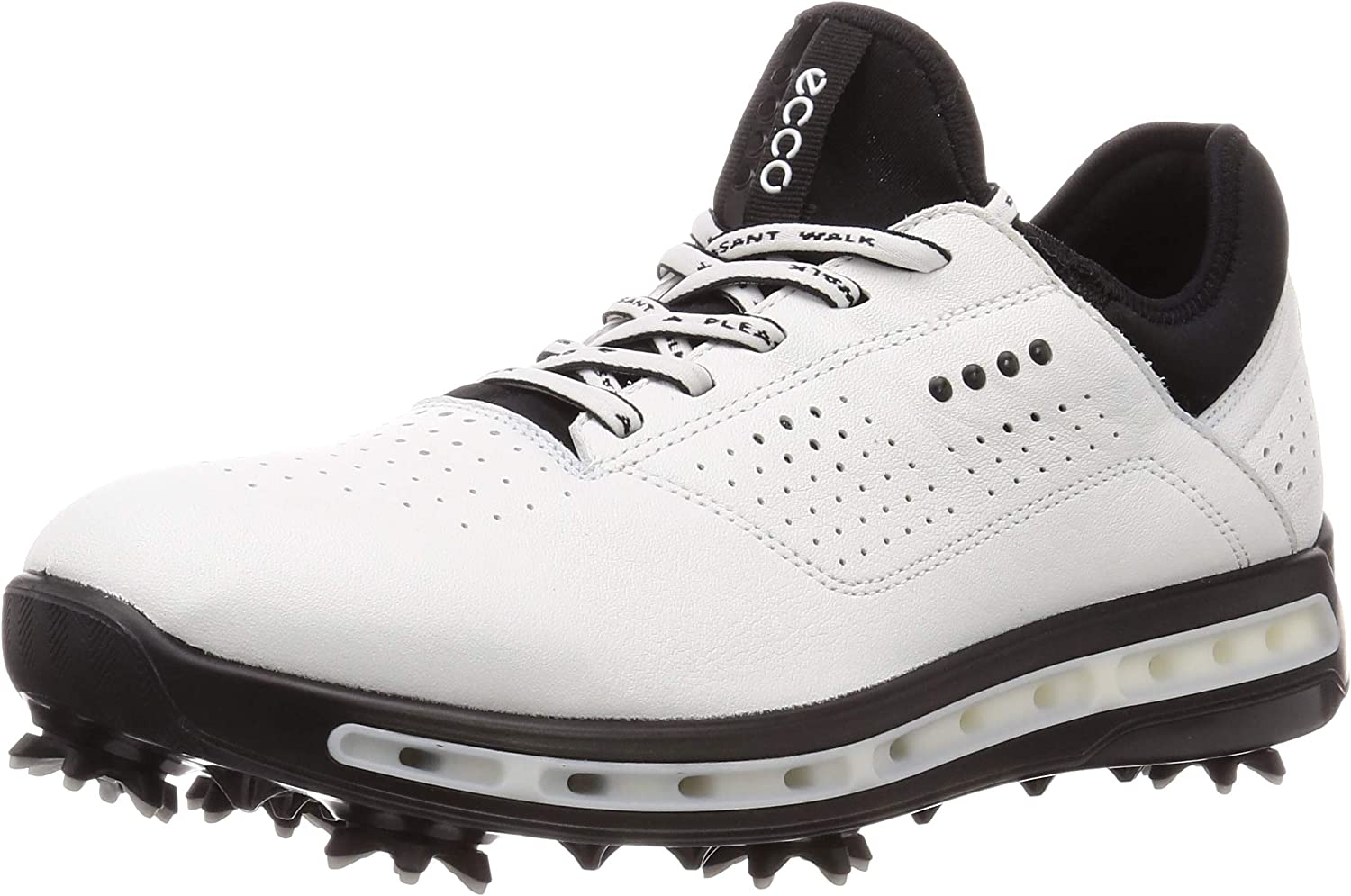 ECCO Golf Cool G8 - Botas de golf para hombre, color blanco, 130114, 43 EU: Amazon.es: Zapatos y complementos